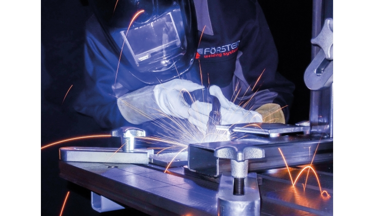 Sonstige Werkstatteinrichtung Förster Welding Systems X-PRO Lift Mobile 1200 im Test, Bild 1