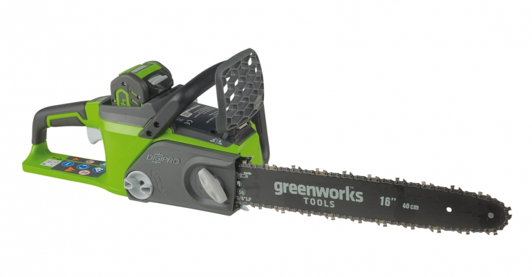 test akku kettens gen greenworks brushless chain saw 20077 sehr gut. Black Bedroom Furniture Sets. Home Design Ideas