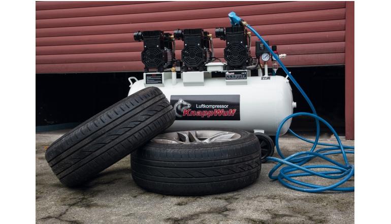Kompressor Knappwulf KW2200 im Test, Bild 1