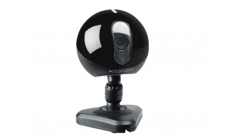 Überwachung Nedis Innenkamera SEC-IPCAM105B im Test, Bild 1