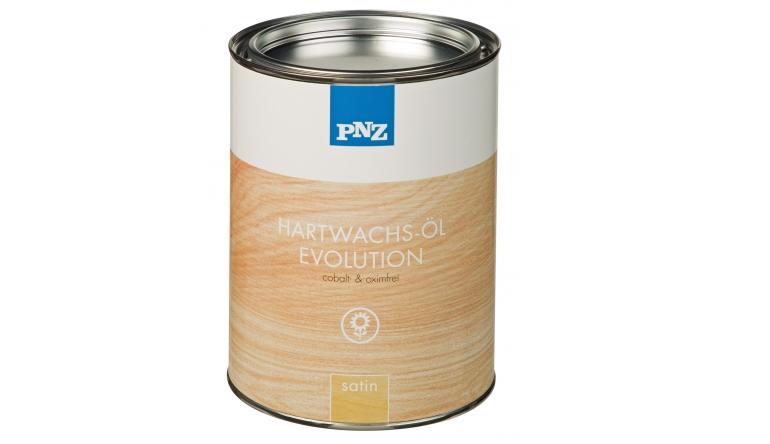 Zubehör Baustoffe PNZ Hartwachs-Öl Evolution im Test, Bild 1