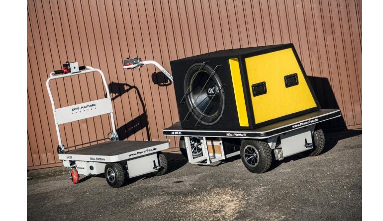 Sonstige Werkstatteinrichtung PowerPac AP 250, PowerPac AP 800 im Test , Bild 1