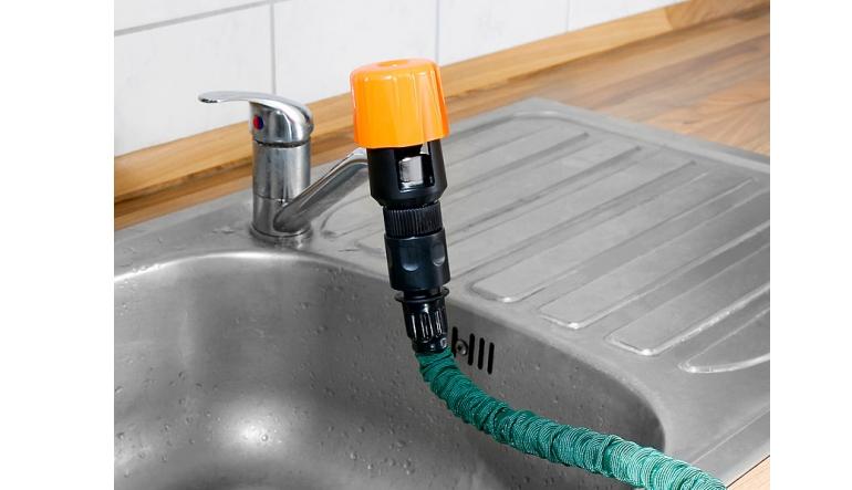 Sonstige Gartengeräte Royal Gardineer Universal Wasserhahn-Adapter NX 3280-910 im Test, Bild 1