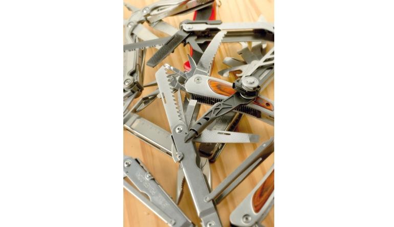 Sonstige Handwerkzeuge: Sechs Multi-Handtools ab 35 Euro im Vergleich, Bild 1