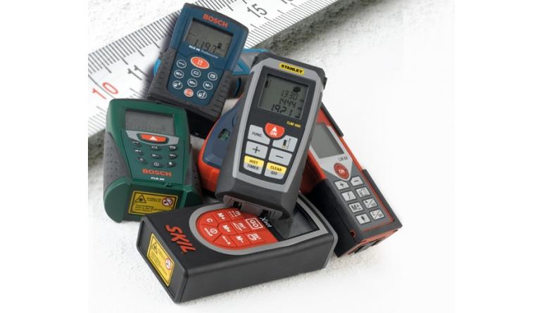 Test Entfernungsmesser Laser : Test multi messgeräte bosch plr kwb ld