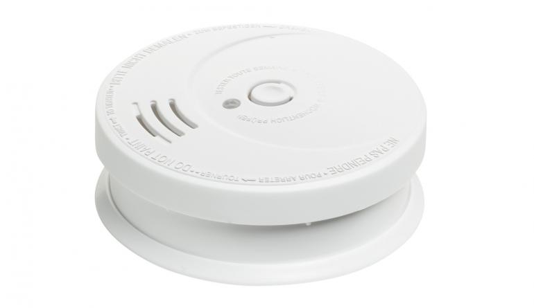 Feuermelder Smartwares Rauchmelder RM149 im Test, Bild 1