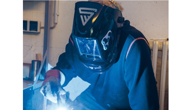 Zubehör Elektrowerkzeuge Netzbetrieb Stahlwerk Vollautomatik Schweißhelm ST-950XB im Test, Bild 1