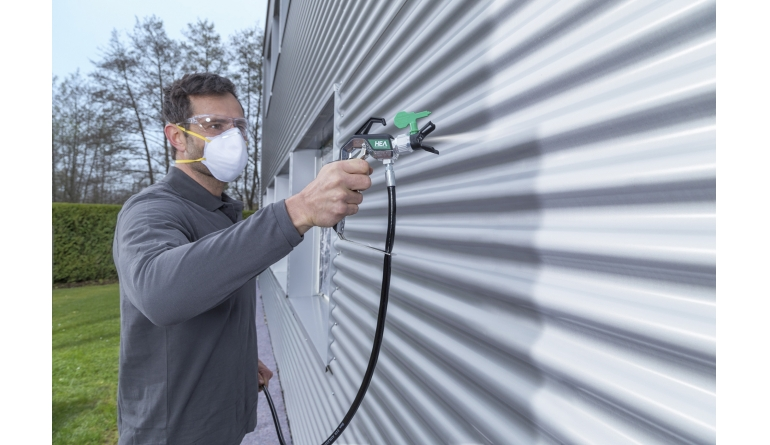 Farbspritzen Wagner Universal Sprayer Control Pro 250/350 M im Test, Bild 1