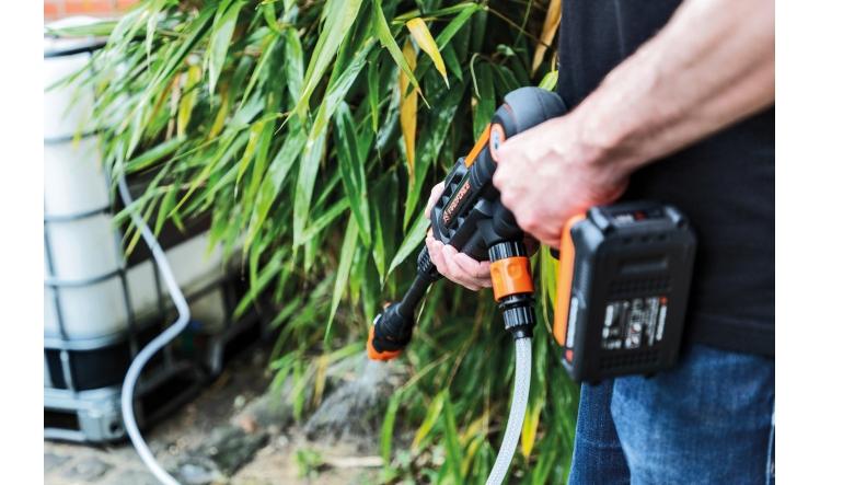 Sonstige Gartengeräte Yardforce AquaJet im Test, Bild 1