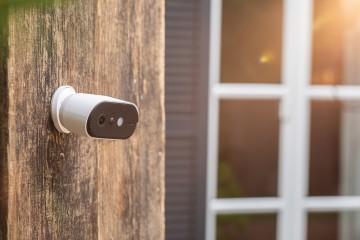 Videoüberwachungsanlage Abus WLAN Akku Cam im Test, Bild 1