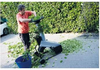 Garten-Häcksler AL-KO TCS Duotec 2500 im Test, Bild 1