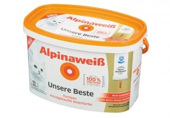Innenfarben-Wand Alpina (Farben) Unsere Beste im Test, Bild 1
