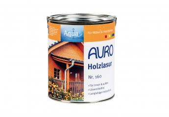 Lacke und Lasuren Auro Aqua Holzlasur Nr. 160 im Test, Bild 1