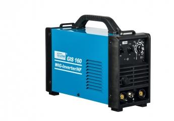 Schweißgeräte Güde Inverterschweißgerät GIS 160 WIG/HF im Test, Bild 1