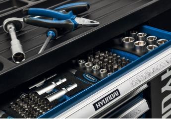Sonstige Werkstatteinrichtung Hyundai Power Products 59001 im Test, Bild 1