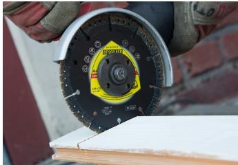 Gewerbliche Werkzeuge Klingspor DT 900 ACR All Cut Rescue im Test, Bild 1