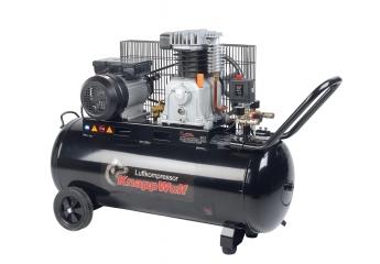 Kompressoren und Druckluftwerkzeuge Knappwulf Kompressor KW3100 im Test, Bild 1