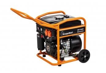 Generatoren Knappwulf KW 3600 l im Test, Bild 1
