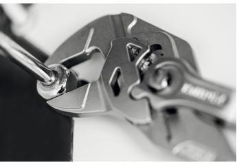 Zangen Knipex 250-mm-Zangenschlüssel 86 05 250 und 86 01 250 im Test, Bild 1