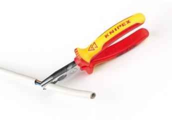 Sonstige Handwerkzeuge Knipex Abmantelungszange 13 46 465 im Test, Bild 1