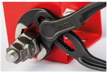 Zangen Knipex Wasserpumpenzange Cobra XS im Test, Bild 1
