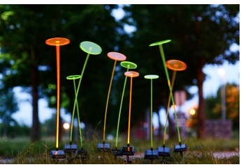 Garten-Beleuchtung Krinner Lumix Swing Lights im Test, Bild 1