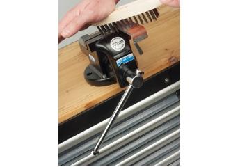 Schraubstöcke Küpper Profi -Schraubstöcke 100 mm, 125 mm und 150 mm im Test, Bild 1