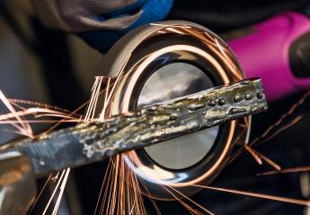 Zubehör Elektrowerkzeuge Netzbetrieb Maija Fräsring 125 mm 85Z/30° Stahl im Test, Bild 1