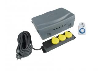 Zubehör Elektrowerkzeuge Netzbetrieb Masterplug Masterbox im Test, Bild 1