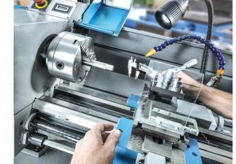 Sonstige Elektrowerkzeuge Netzbetrieb Promac Metalldrehmaschine PBD-3069 im Test, Bild 1