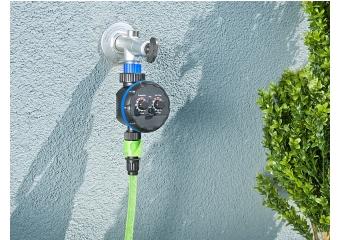 Rund ums Haus Royal Gardineer Elektronische Bewässerungs-Uhr im Test, Bild 1