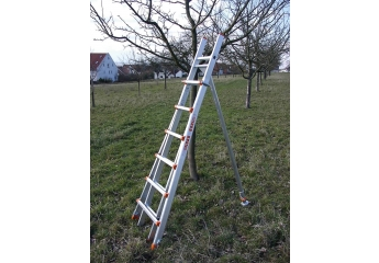 Leitern Siedra Obstbauleiter im Test, Bild 1