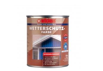 Sonstige Baustoffe Wilckens Wetterschutz-Farbe im Test, Bild 1