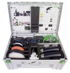 Poliermaschinen Festool Shinex RAP 150 FE-Set im Test, Bild 7