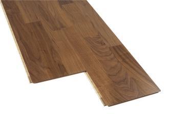 test bodenbel ge holz parkett barlinek american walnut 3 strip 2 2 m fazit. Black Bedroom Furniture Sets. Home Design Ideas
