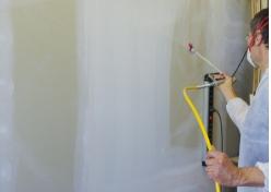 Gut gemocht Test Farbspritzen - Wagner Airless Sprayer Plus - sehr gut VU22