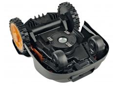 Test Roboter Rasenmaher Worx Landroid Wg 790 E Sehr Gut
